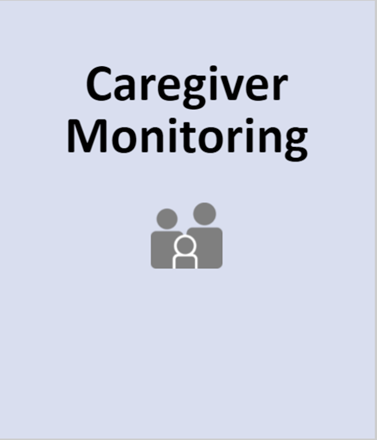 Caregiver Monitoring (free course)