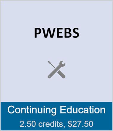 PWEBS (full course)