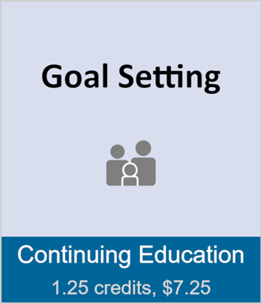 Goal Setting (full course)