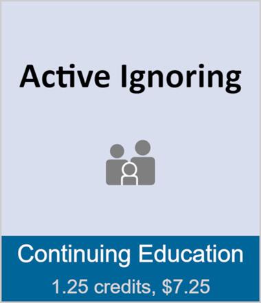 Active Ignoring (full course)