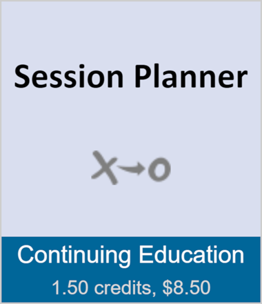 Session Planner (full course)
