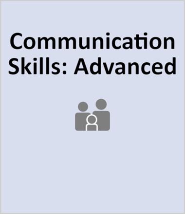 Communication Skills: Advanced (free course)