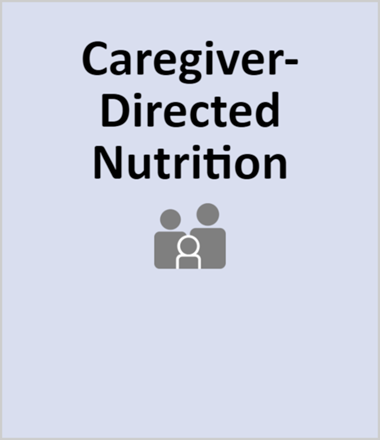Caregiver-Directed Nutrition (free course)