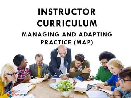 MAP Instructor (free course)