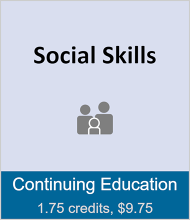 Social Skills (full course)