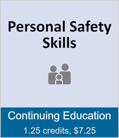 Personal Safety Skills (full course)