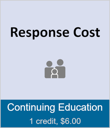 Response Cost (full course)